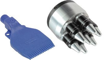Nozzles - accessories for blow guns